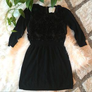 ✨3/$10✨ [champagne & strawberry] sweater dress